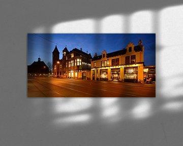 Nobelstraat in Utrecht met café Florin van Donker Utrecht