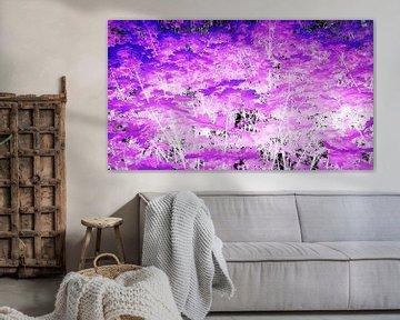 Rock violett von Jenny Heß
