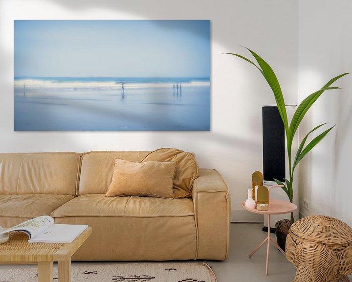 Sfeerimpressie: At the beach (4) van Rob van der Pijll