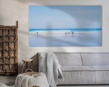 At the beach (5) von Rob van der Pijll