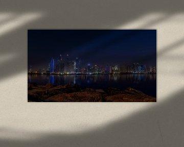 Dubai Marina Palm Jumeirah van Michael van der Burg