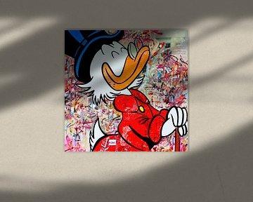Make Duckburg great again von Michiel Folkers