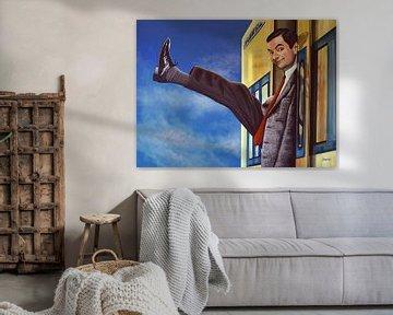 Mister  Bean Schilderij von Paul Meijering