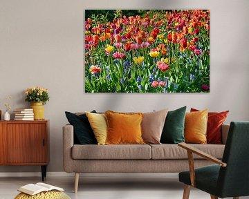 Blumenmeer von FotoGraaG Hanneke