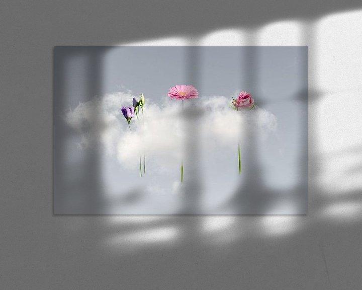 Sfeerimpressie: Wolk-Lift me Up van Hannie Kassenaar