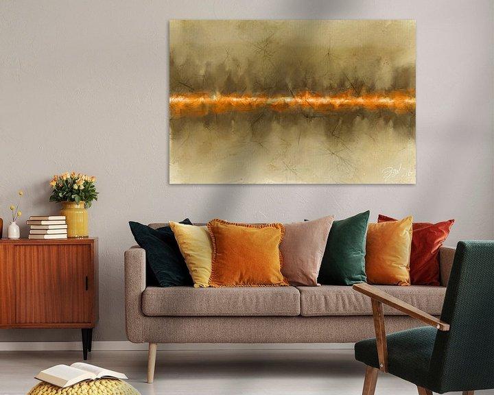 Sfeerimpressie: line of fire van Anita Meis