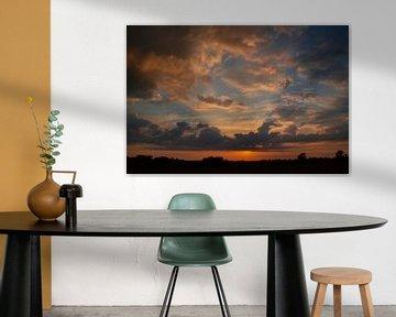 Danish sunset sur Anita Meis