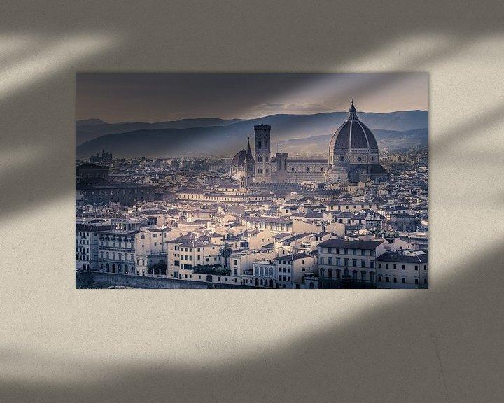 Sfeerimpressie: Florence Basiliek van Dennis Donders