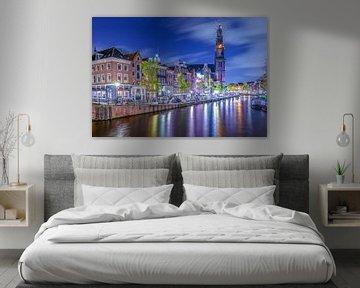 Westertoren Amsterdam sur Dennis Donders