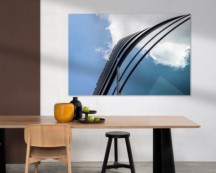 Sfeerimpressie: Minimalisme in het Utrechtse stationsgebied: WTC van De Utrechtse Internet Courant (DUIC)