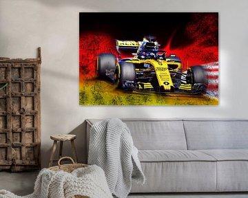 Nico on the racetrack 2018 van Jean-Louis Glineur alias DeVerviers