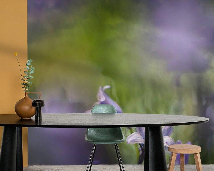 Sfeerimpressie behang: The Bluebell van Bob Daalder