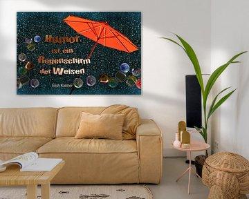 Humor ist .......... von Christine Nöhmeier