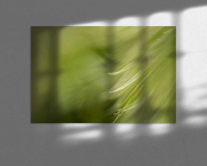 Sfeerimpressie: abstract van Maja Ooms
