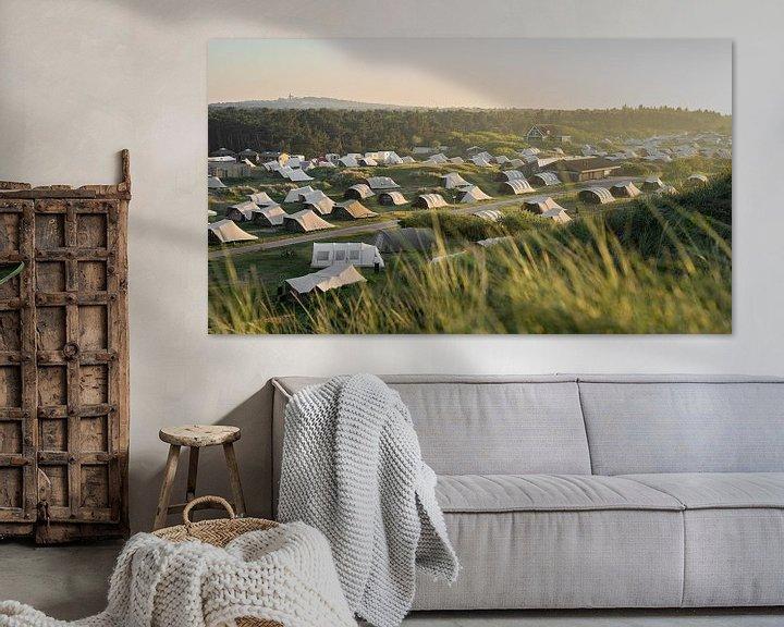 Sfeerimpressie: Camping Stortemelk van Tomas Grootveld