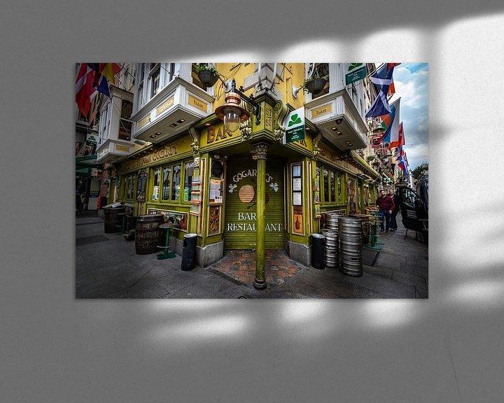 Sfeerimpressie: Oliver St. John Gogarty's Pub van Ronne Vinkx