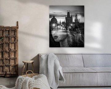 Charles Bridge, Prague von Dreamy Faces