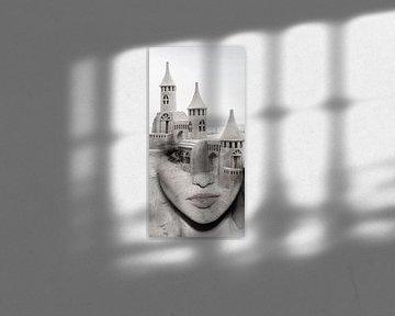 Sand castle von Dreamy Faces