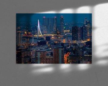 Rotterdam hoogbouw van Roy Poots