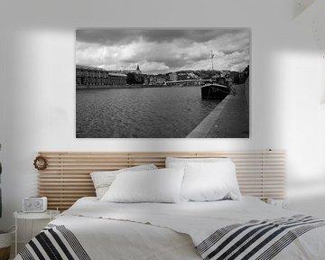 Liege an der Maas (BE) von MSP Canvas