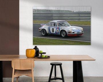 Martini Porsche sur Roald Rakers