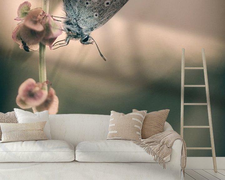 Sfeerimpressie behang: Icarus 2 van Maja Ooms