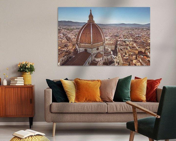 Sfeerimpressie: Florence Duomo van Ronne Vinkx