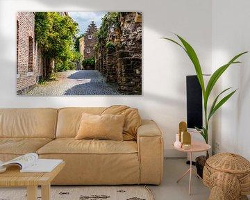 Het Jeker kwartier Maastricht. sur Bert Heuvels
