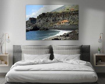 Küste von La Palma von Jolanta Mayerberg