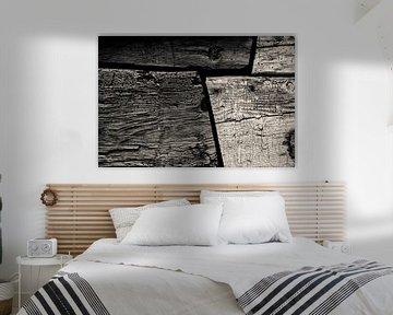 Old Wood Bryggen I von Cor Ritmeester