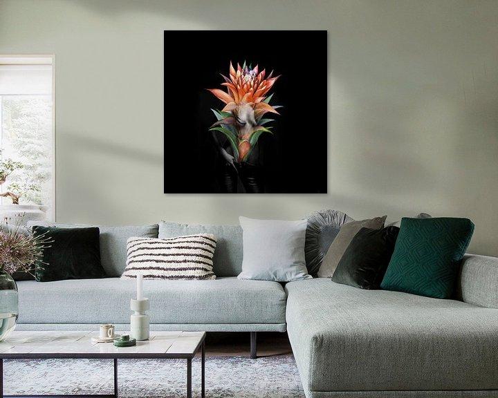 Sfeerimpressie: Erotic Guzmania flower van Dreamy Faces