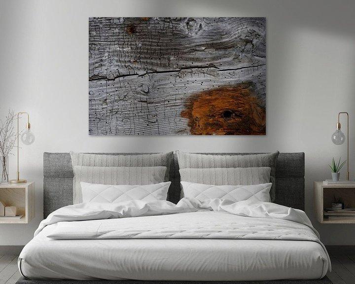 Sfeerimpressie: Old Wood Bryggen V van Cor Ritmeester