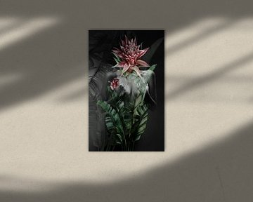 Secret garden collage von Dreamy Faces