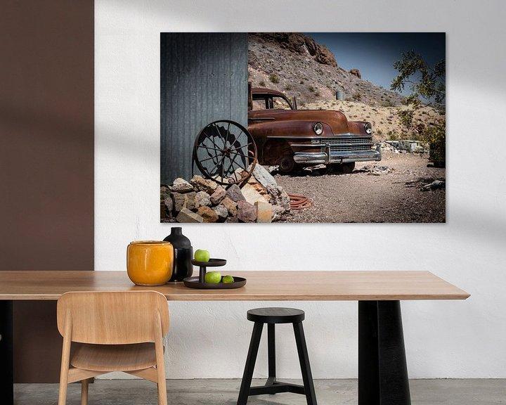 Sfeerimpressie: Chrysler Oldtimer van Inge van den Brande