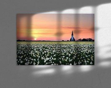 Texeler Kirche Den Hoorn von John Leeninga