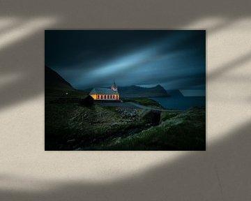 De kerk van Viðereiði