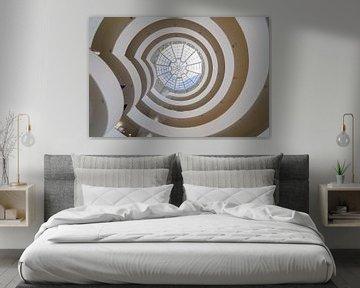 The Spiral, Guggenheim New York von JPWFoto