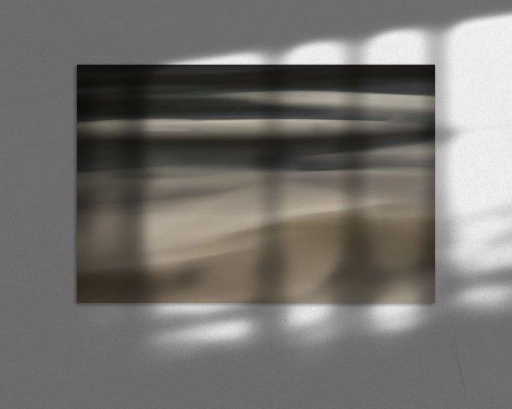 Sfeerimpressie: Waterabstractie van Aukje Bakker