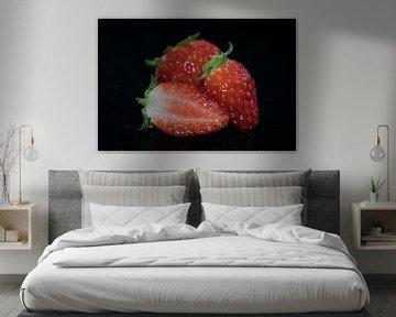 Aardbeien von Kim de Been