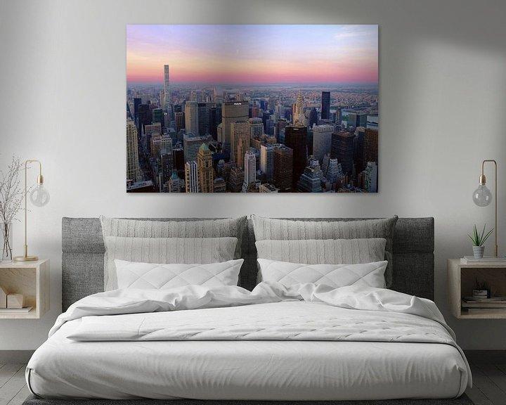 Impression: New York City Panorama sur Roger VDB