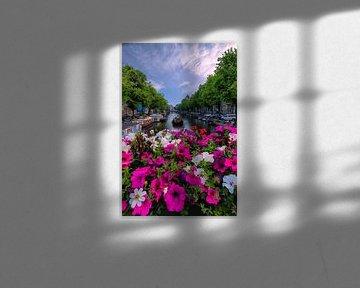 Springtime in Amsterdam von Costas Ganasos