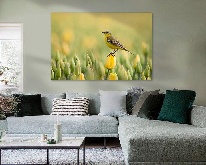 Sfeerimpressie: geel van Ina Hendriks-Schaafsma