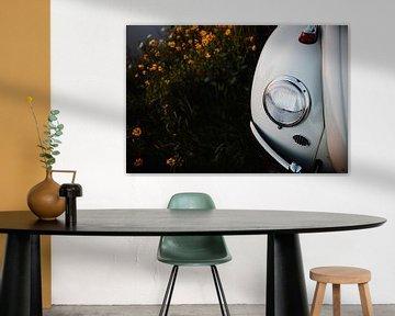 VW Beetle 1964 van Martina Ketelaar
