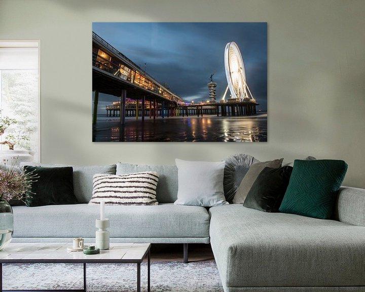 Sfeerimpressie: De Pier in Scheveningen #3 van Herwin Wielink