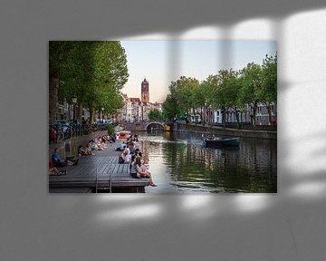 Een prachtige lenteavond in Utrecht von De Utrechtse Internet Courant (DUIC)