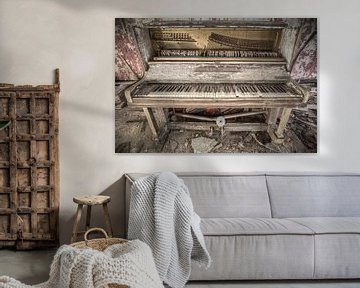 My Old Piano von Alexander Bentlage