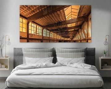 Fabriekshal von Alex Dallinga