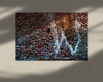 muur verf von Niels Knelis Meijer