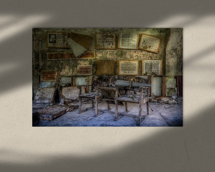 Sfeerimpressie: Decay van Henny Reumerman