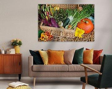 Vergessenes Gemüse von Christophe Fruyt